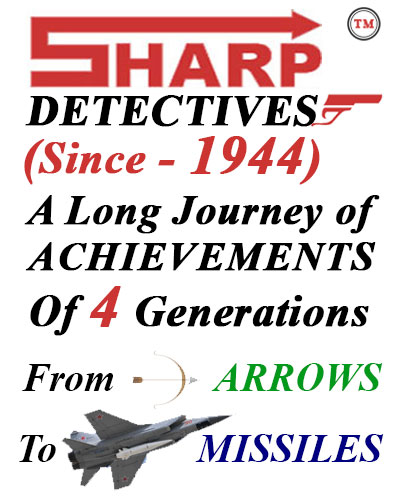 sharp detectives